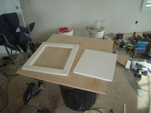 5 panel apart
